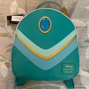 Disney Loungefly Princess Jasmine mini backpack